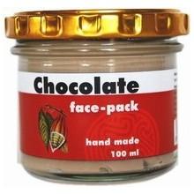 Pleťová maska čokoláda 100ml