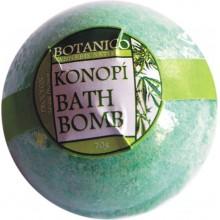 bath bombs- koupelová koule šumivá 70g konopí